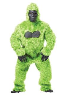California Costumes Men's Green Gorilla Costume