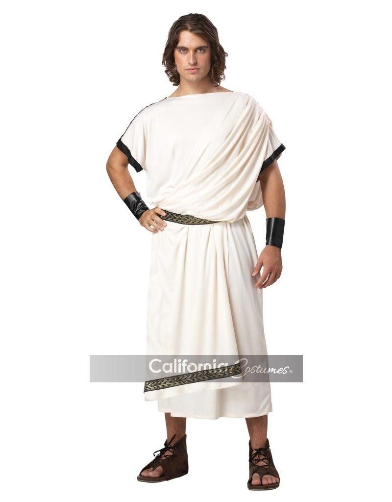 California Costumes Men's Deluxe Classic Toga Costume