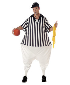 California Costumes Adult Referee Costume