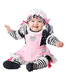 California Costumes Infant Baby Doll Costume