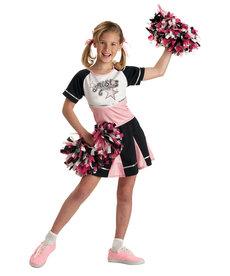 California Costumes Kids All Star Cheerleader Costume