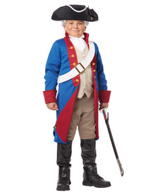 California Costumes Kids American Patriot Costume