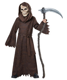 California Costumes Kids Ancient Reaper Costume