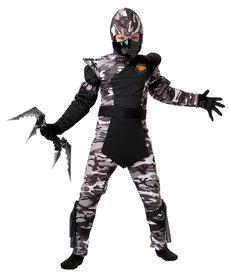 California Costumes Kids Arctic Forces Ninja Costume