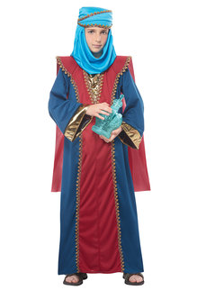 California Costumes Balthazar, Wise Man / Three Kings - Child Size Costume