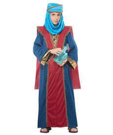 California Costumes Kids Balthazar, Wise Man / Three Kings Costume
