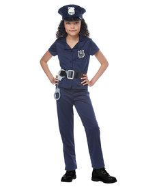 California Costumes Kids Cute Cop Costume