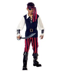 California Costumes Kids Cutthroat Pirate Costume