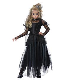California Costumes Kids Dark Princess Costume
