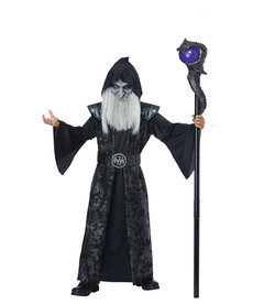 California Costumes Boy's Dark Wizard Costume
