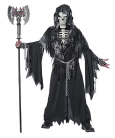 California Costumes Kids Evil Unchained Costume