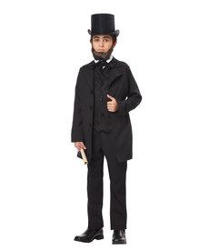 California Costumes Kids Abraham Lincoln / Frederick Douglass / Andrew Jackson Costume