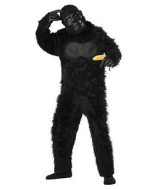 California Costumes Kids Gorilla Costume