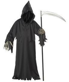California Costumes Kids Deluxe Grim Reaper Costume