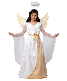 California Costumes Kids Guardian Angel Costume
