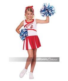 California Costumes Kids High School Cheerleader Costume