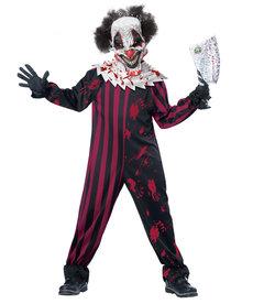 California Costumes Kids Killer Klown Costume