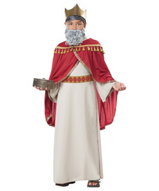 California Costumes Kids Melchior, Wise Man / Three Kings Costume