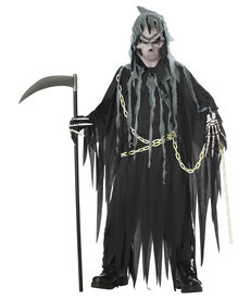 California Costumes Kids Mr. Grim Costume