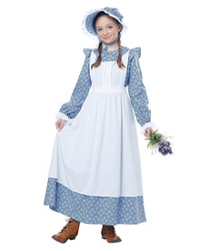 California Costumes Kids Pioneer Girl Costume