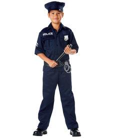 California Costumes Kids Unisex Police Costume