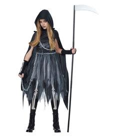California Costumes Kids Reaper Girl Costume