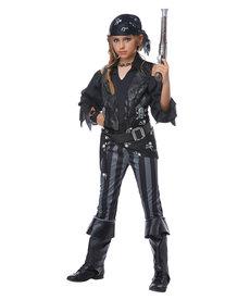 California Costumes Kids Rebel Pirate Costume