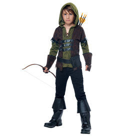 California Costumes Kids Robin Hood Costume