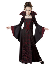 California Costumes Kids Royal Vampire Costume