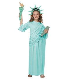 California Costumes Kids Statue of Liberty Costume