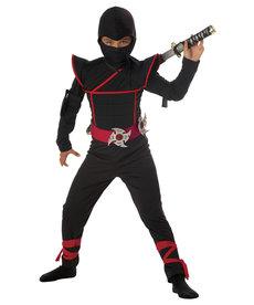 California Costumes Kids Stealth Ninja Costume