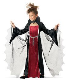 California Costumes Kids Vampire Girl Costume
