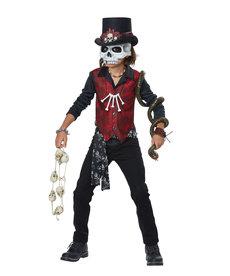 California Costumes Kids Voodoo Hex Costume