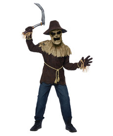 California Costumes Kids Wicked Scarecrow Costume