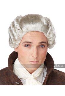 California Costumes 18th Century Peruke Wig