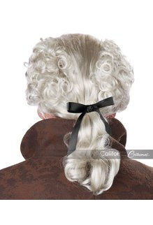 California Costumes 18th Century Peruke Wig