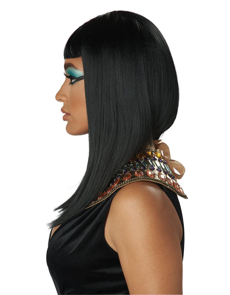 California Costumes Angular Egyptian Cut Wig
