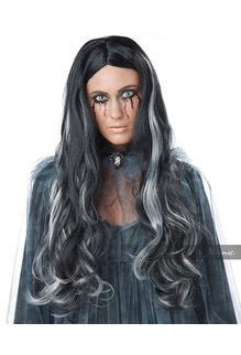 California Costumes Bloody Mary Wig