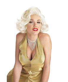 California Costumes Classic Marilyn Wig