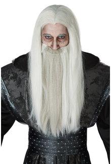 California Costumes Dark Wizard Wig