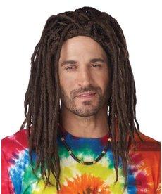 California Costumes Island Dreads Wig