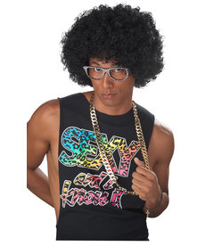 California Costumes Jumbo Afro Wig: Black