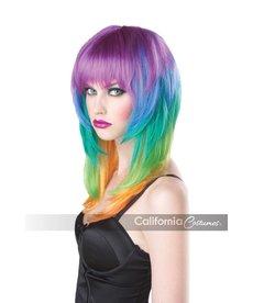 California Costumes Kaleidoscope Wig