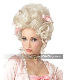 California Costumes Marie Antoinette Wig: Blonde