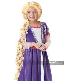 California Costumes Rapunzel Wig: Child Size