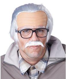 California Costumes Rude Grandpa Wig