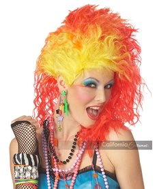 California Costumes Adult True Colors Wig
