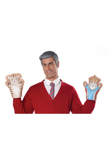 California Costumes Be My Neighbor Kit: Adult Size