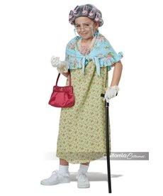 California Costumes Old Lady Kit: Child Size