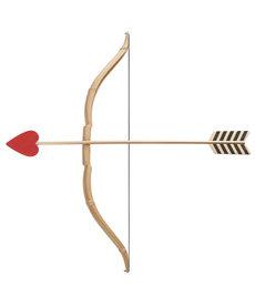 California Costumes Cupid's Mini Bow & Arrow Set
